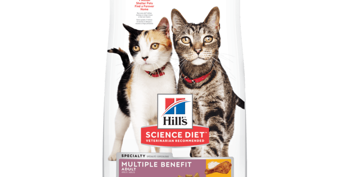 Hill's™ Science Diet™ Adult Multiple Benefit cat food