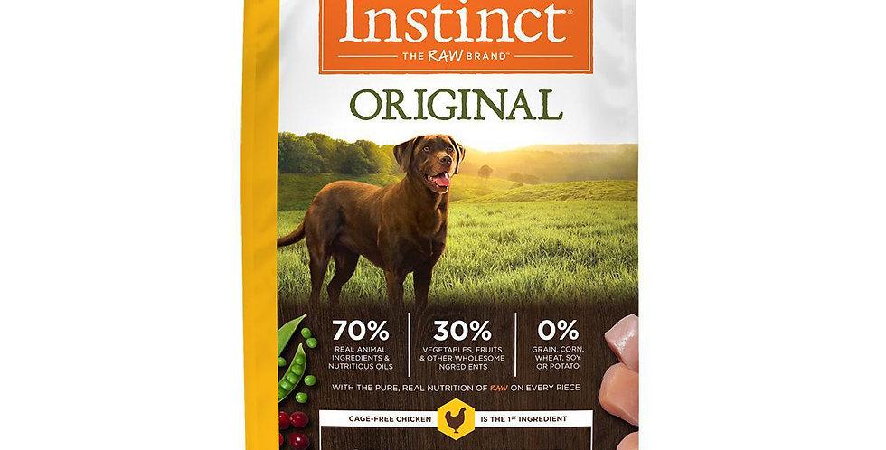 Instinct® Receta original sin granos con pollo real