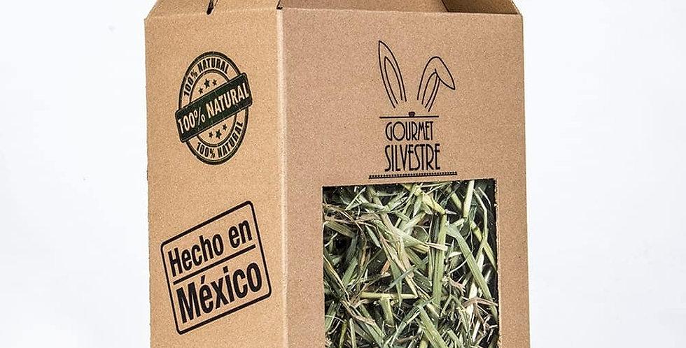Heno de avena y alfalfa Gourmet Silvestre 650 gr