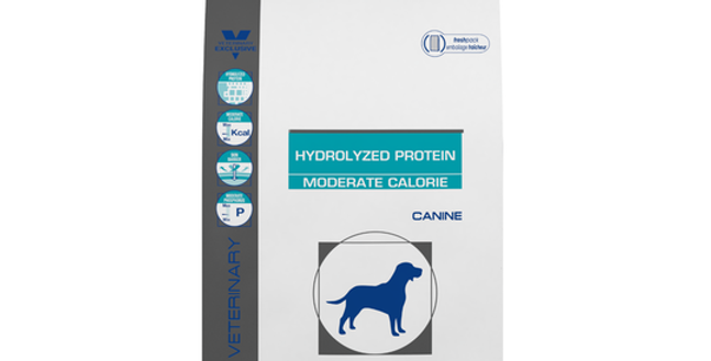 Hydrolyzed Protein Moderate Canine