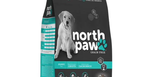 North Paw Grain Free Puppy 2.72 kg