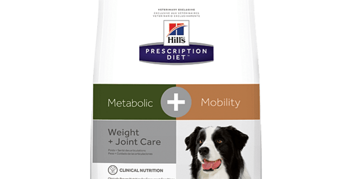 Hill's® Prescription Diet® Metabolic + Mobility®