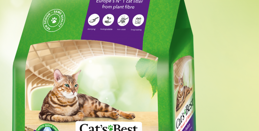 Cat´s Best Smart Pellets 5 lt