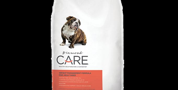Diamond Care control de peso para perro