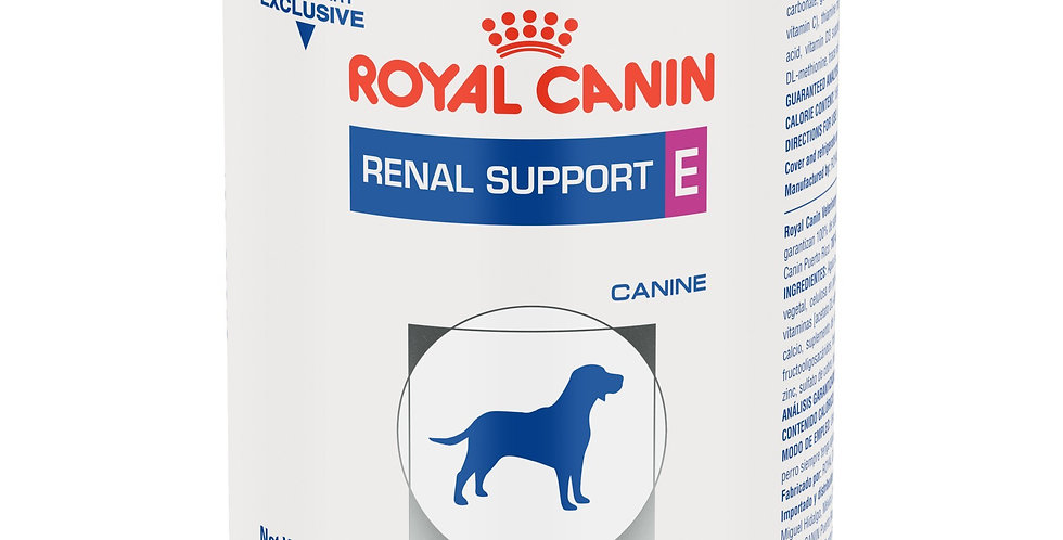Renal Support E Canine