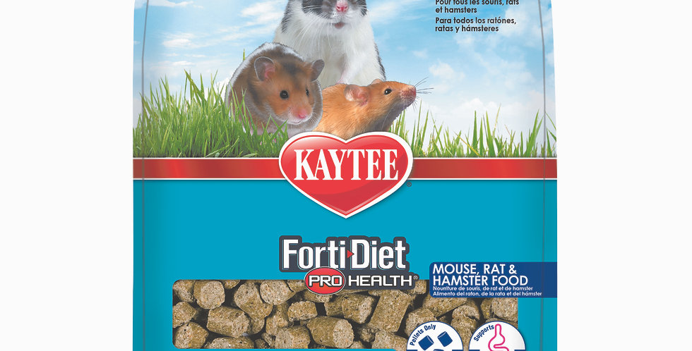 Alimento para ratón, rata y hámster Kaytee®