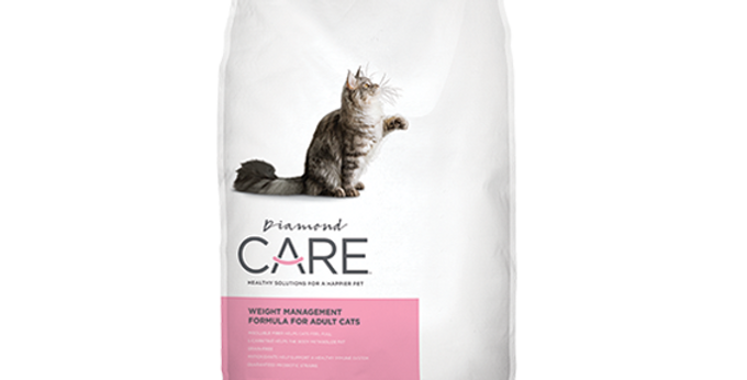 Diamond Care control de peso para gato