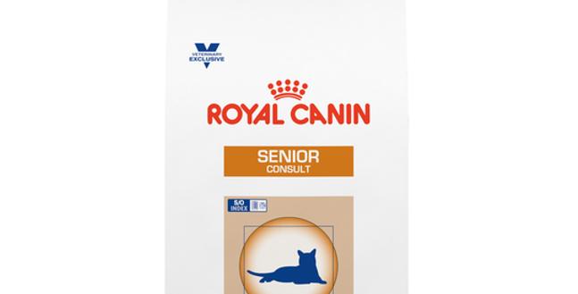 Senior Consult Feline