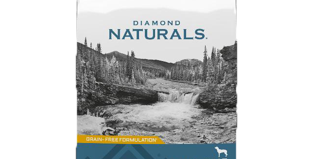 Diamond Naturals Skin & Coat Salmón y Papa