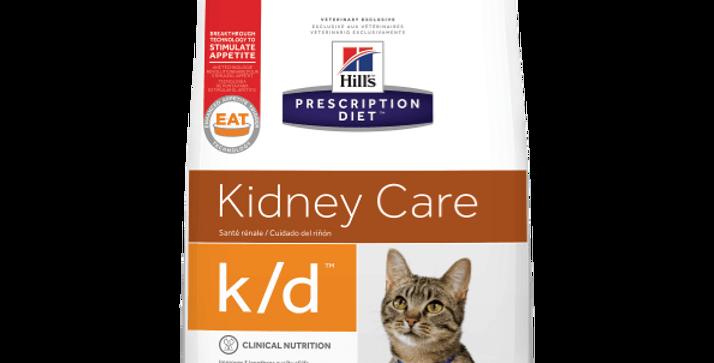 Hill's® Prescription Diet® k/d® Feline