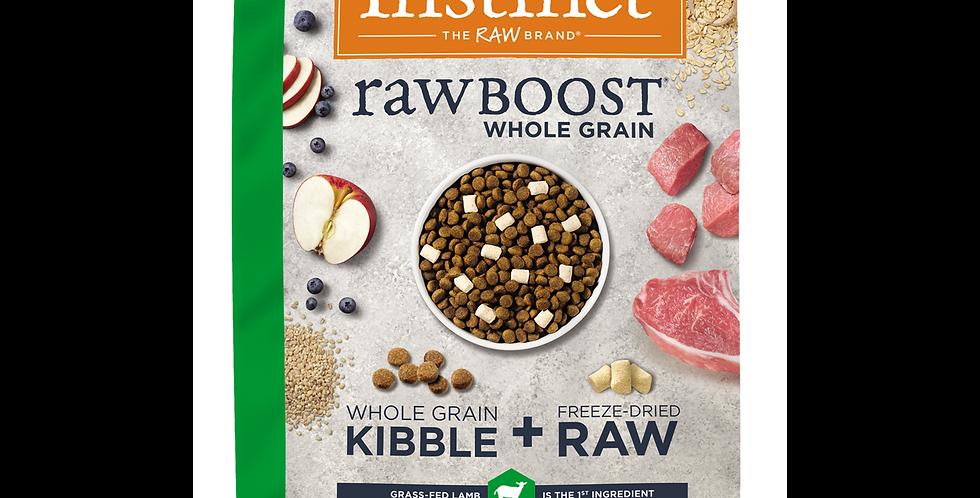 Instinct® Raw Boost® de Cordero con Granos y Arroz Integral