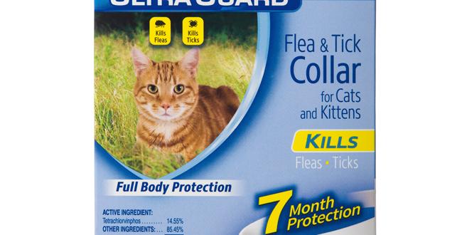 Collar Hartz® UltraGuard™ 2 en 1 para gatos