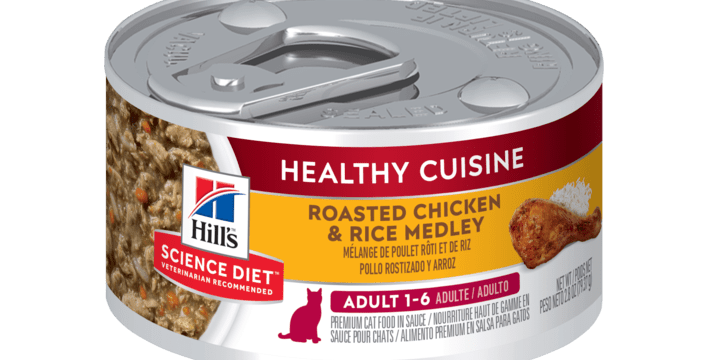Hill's™ Science Diet™ Adult Healthy Cuisine Roasted Chicken & Rice Medley cat fo