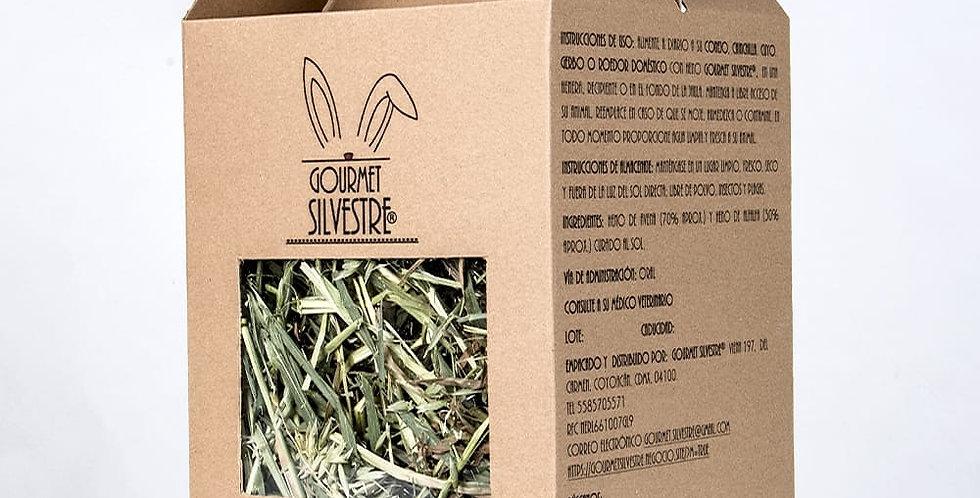 Heno de avena y alfalfa Gourmet Silvestre 1200 gr