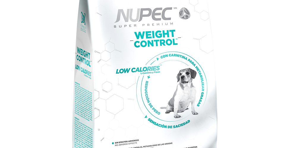 Nupec Weight Control