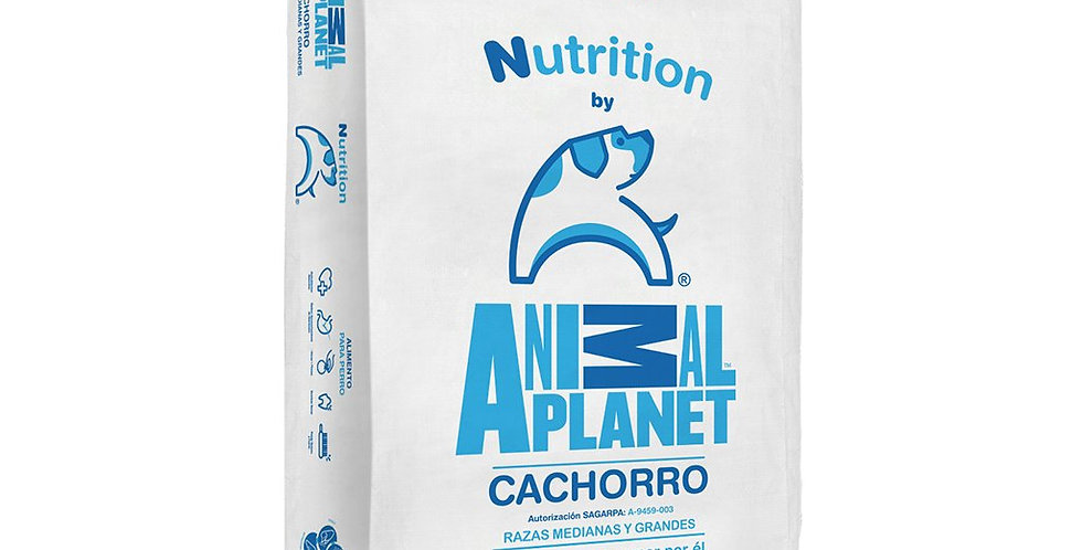 Nutrition by Animal Planet Cachorro