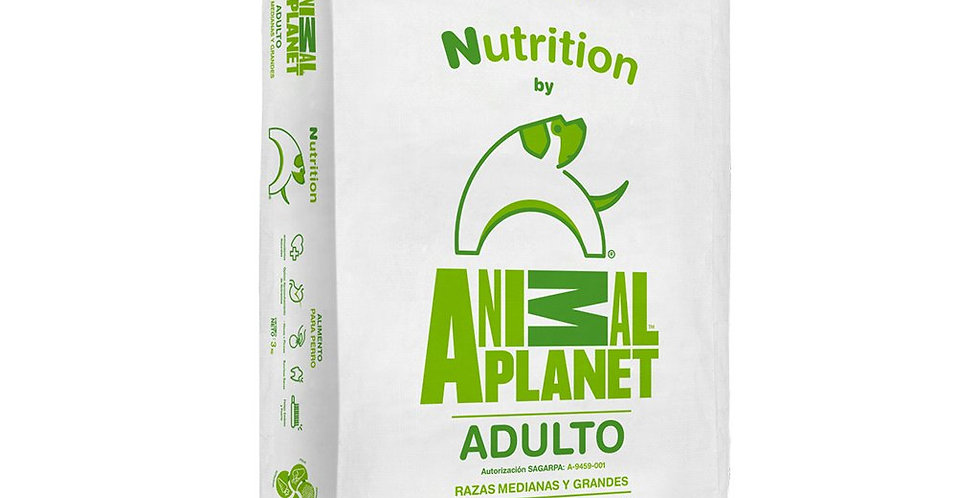Nutrition by Animal Planet Adulto