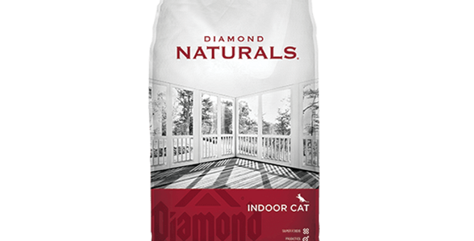 Diamond Naturals gato hogareño (control de bolas de pelo)