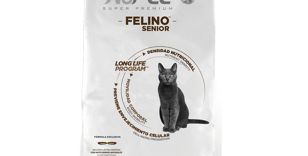Nupec Felino Adulto Senior