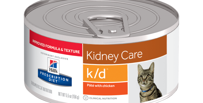 Hill's® Prescription Diet® k/d® Feline