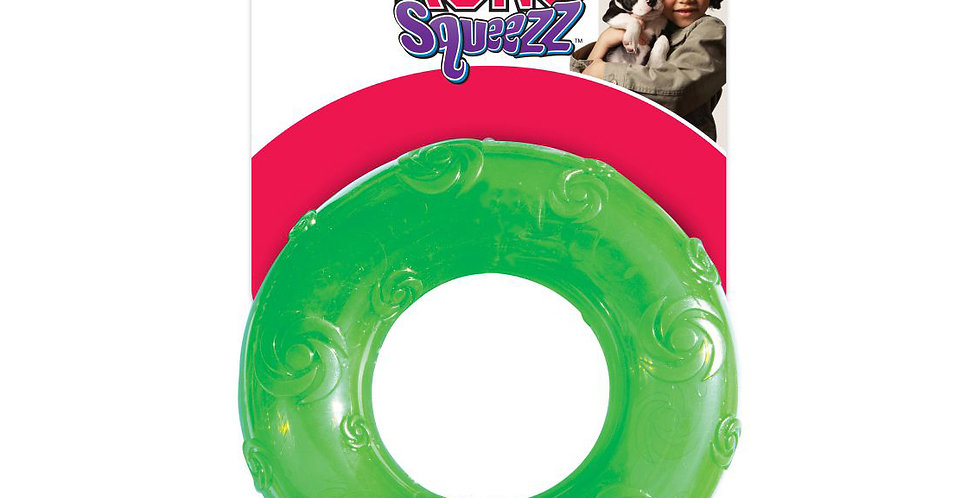 Kong® Squeezz® Ring