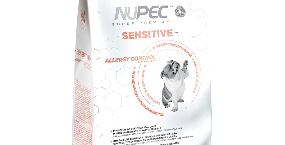 Nupec Sensitive Skin