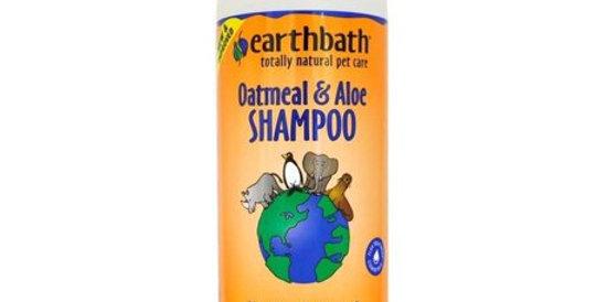 Shampoo de Avena y Aloe
