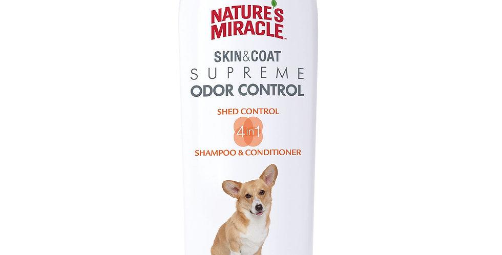 Shampoo control de olores Nature´s Miracle