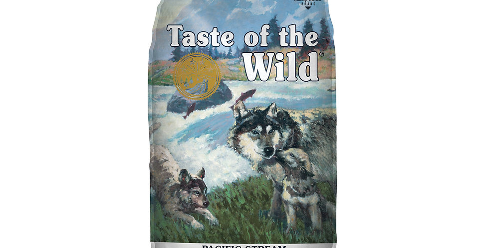Taste Of The Wild - Pacific Stream Puppy Salmón ahumado