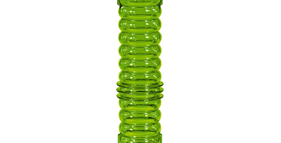 Crittertrail Fun-Nel tubo recto de 10 pulgadas