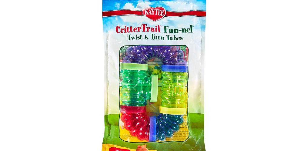 Crittertrail Fun-Nel Twist and Turn