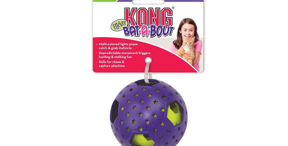 Bola multicolores BAT-A-BOUT KONG®