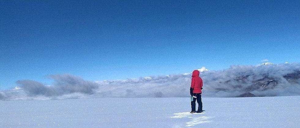 Quelccaya 5.680m
