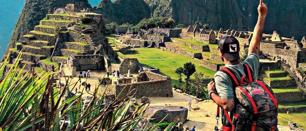 Machu Picchu Backpacker