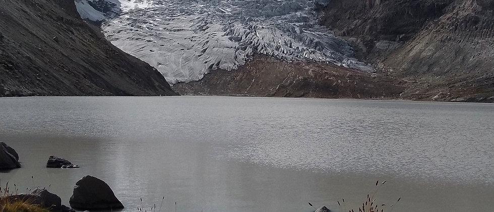 Glaciar Qori Kalis