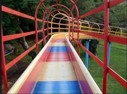 rolling pipe slide
