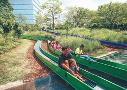 Curved-Roller-Slide