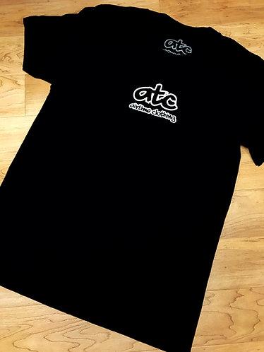 ATC Little Logo - Tshirt - Black/White