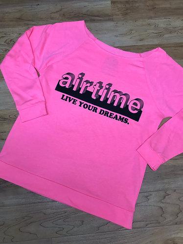Live Your Dreams - Scoop Shirt