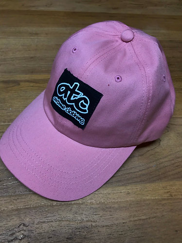 Patchy Dad Hat - Pink