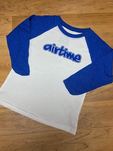 Big Air 3/4 Sleeve - Royal Blue