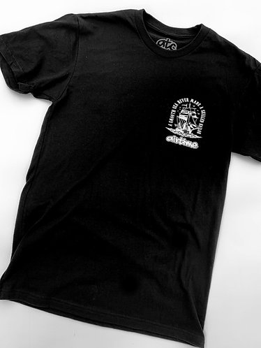 Smooth Sea T-shirt - Black