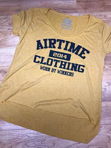 Winners Scoop T-shirt - Goldie