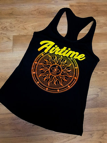Sunshine Season Tank - Black