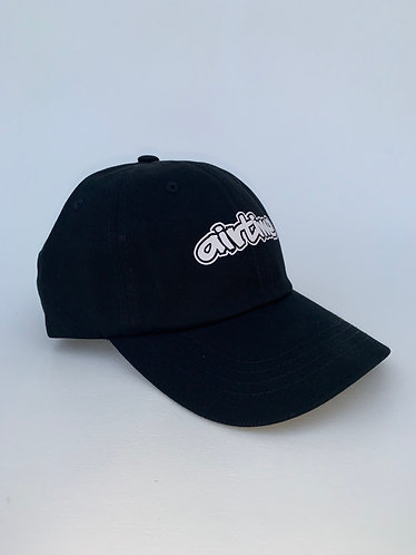 Big Air Dad Hat - Black