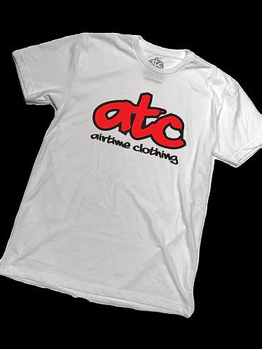 ATC Logo T-shirt - White