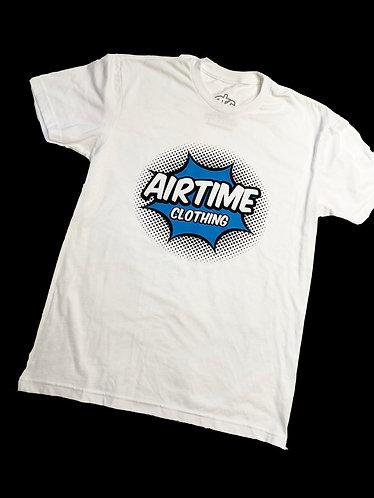 Airtime Surprise Tshirt - White