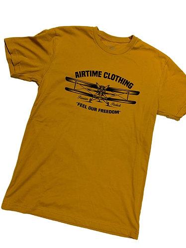 Freedom Tshirt - Goldie