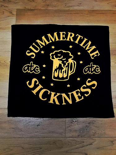 Summertime Sickness - Rally Towel