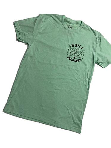 Built For Summer Tshirt - Mint